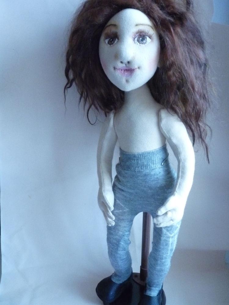 авторская кукла, кукла в подарок, подарок коллекционеру