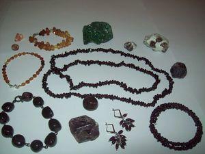 Дары природы - гранат: альмандин, гессонит, уваровит.. Ярмарка Мастеров - ручная работа, handmade.