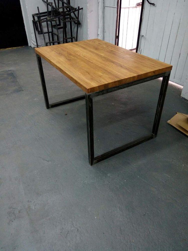производство мебели, лофт интерьер, стол в стиле лофт
