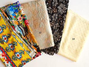 Анонс тканей на конец августа. Ярмарка Мастеров - ручная работа, handmade.