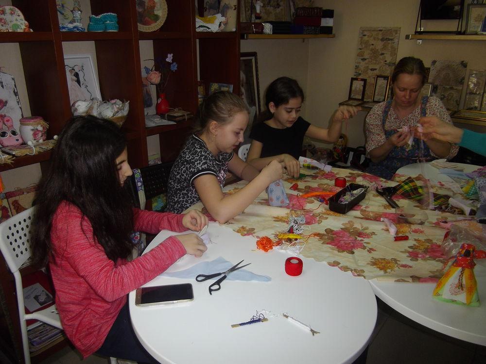 мастер-класс, полезные советы, народная кукла, кукла-оберег, традиционная кукла, ученики, опыт