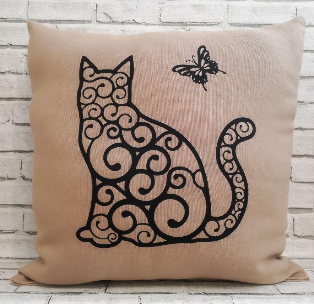розыгрыш подушки, подушка с кошкой, ажурная кошечка, ольга фертова всемкот, розыгрыш подарка, магазин всемкот, хлопковая подушка, 1 марта день кошек