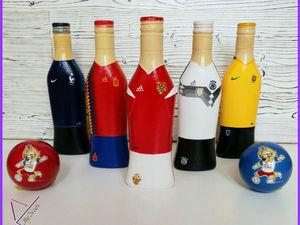 Чемпионат Мира по футболу 2018. Ярмарка Мастеров - ручная работа, handmade.