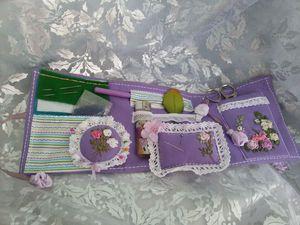 Органайзер для рукодельницы со скидкой 300 руб. | Ярмарка Мастеров - ручная работа, handmade