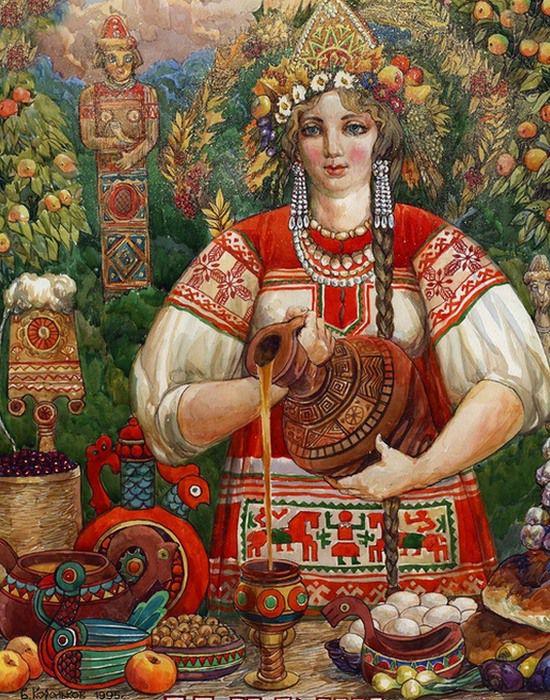 10 странных существ из славянского фольклора, о которых знают далеко не все