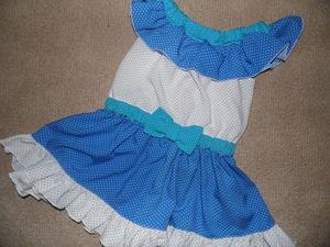 Новые детские платьица в моем магазине. Ярмарка Мастеров - ручная работа, handmade.