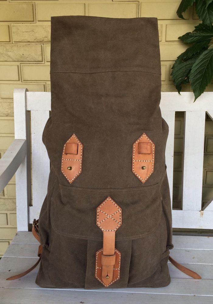 рюкзак мужской, большая сумка