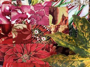 Шьем лоскутное одеяло в технике «Акварель», часть 3. Ярмарка Мастеров - ручная работа, handmade.