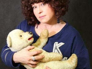 Таня Малс и ее медведи. Ярмарка Мастеров - ручная работа, handmade.