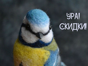 Весна - время птиц!   Ярмарка Мастеров - ручная работа, handmade