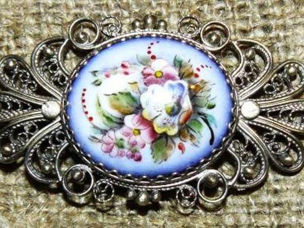 Завораживающие и вдохновляющие эмалевые украшения | Ярмарка Мастеров - ручная работа, handmade