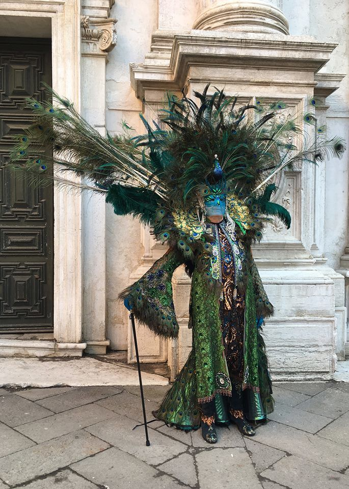 Refined, Elegant, Mystical: The Carnival of Venice, фото № 22