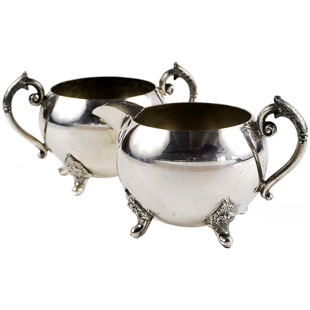 сахарница, старинная посуда, сервировка винтаж, посеребренная посуда, сахарница винтаж, английский стиль