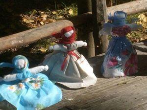 Делаем куклу Берегиню. Ярмарка Мастеров - ручная работа, handmade.