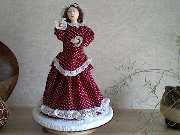 Куколки.Начало | Ярмарка Мастеров - ручная работа, handmade