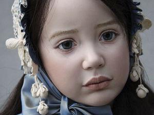 Реалистичные куклы американской мастерицы Jeanne Gross. Ярмарка Мастеров - ручная работа, handmade.