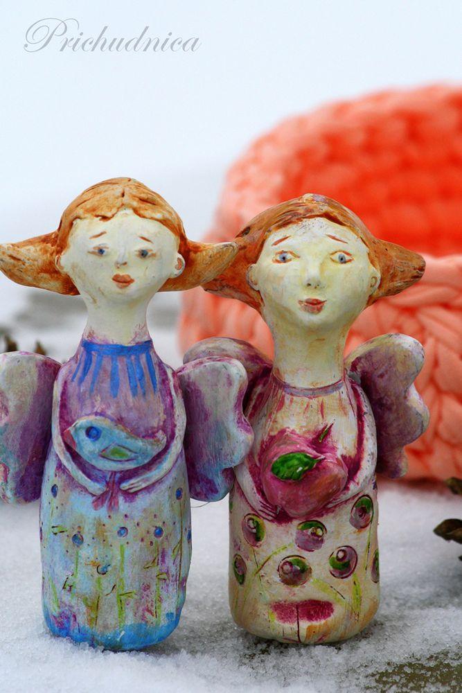 два ангела, творчество, акция в магазине