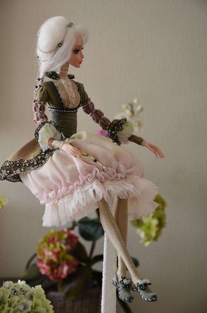 кукла для декора