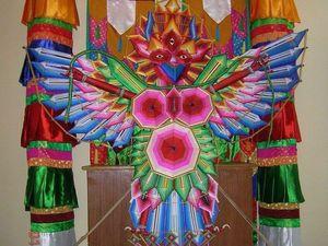 Мандала  как подношение Божествам. Ярмарка Мастеров - ручная работа, handmade.