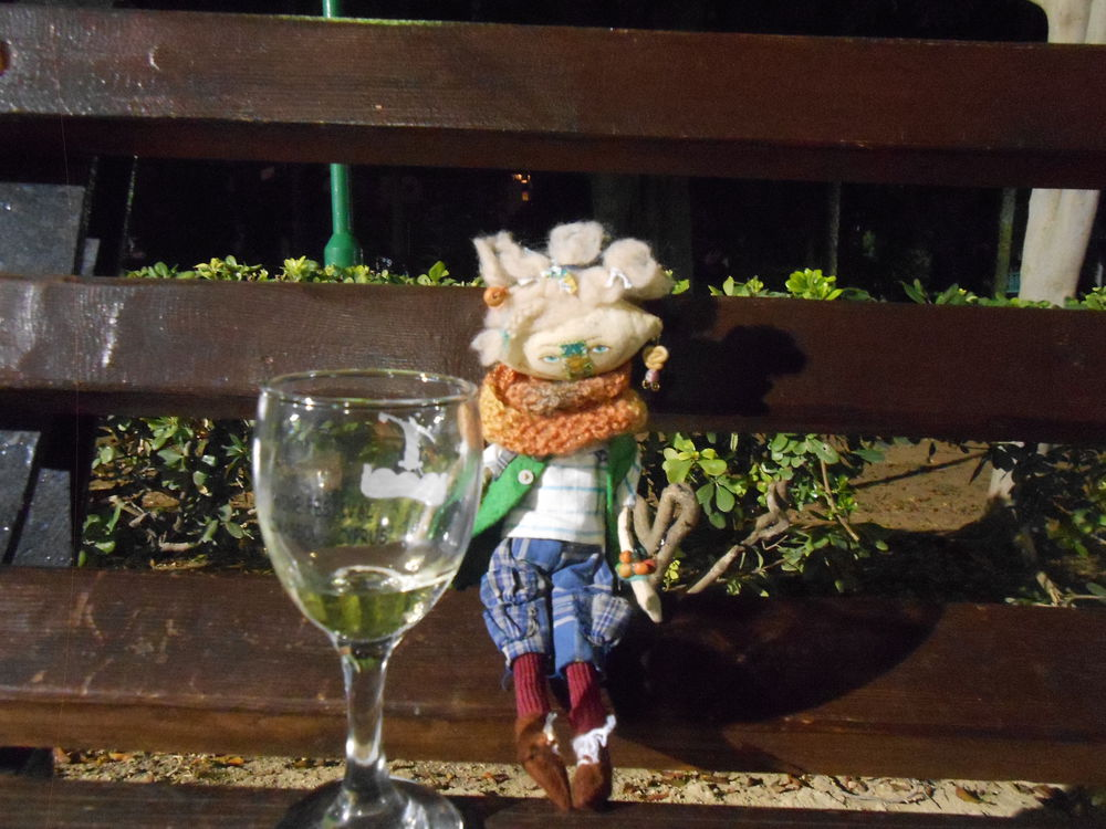 Ларнака. Путешествие чердачной куклы), фото № 23