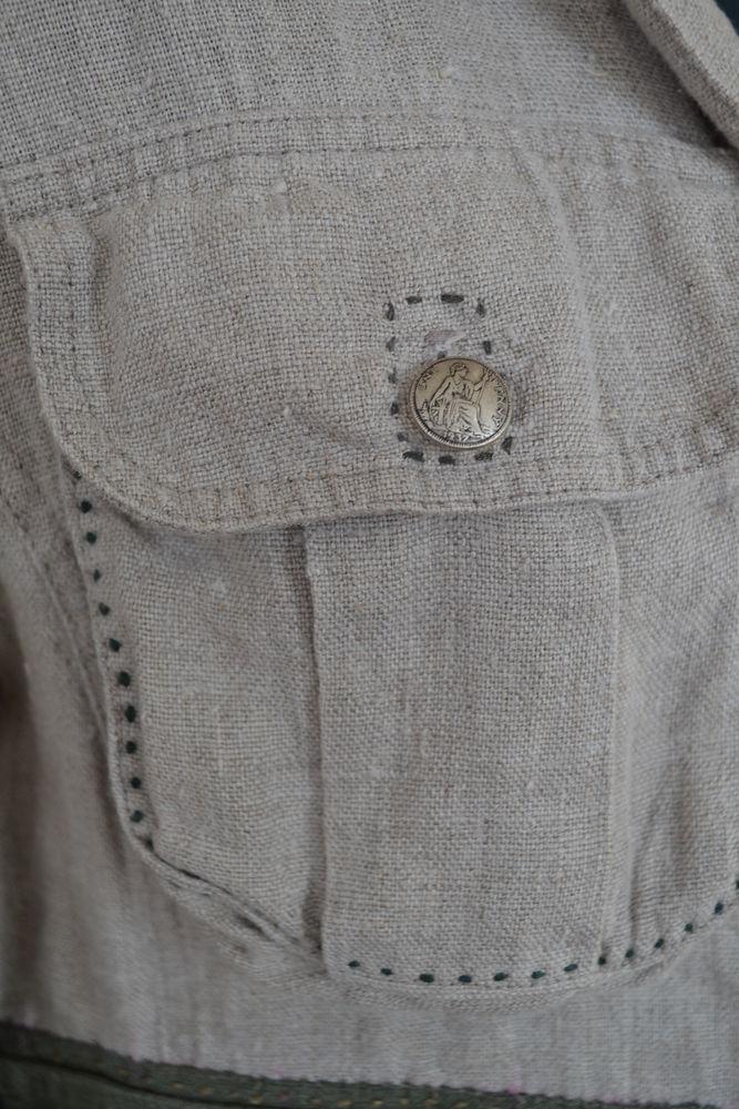 одежда изо льна