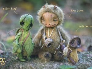 Новая коллекция Forest Spirits!. Ярмарка Мастеров - ручная работа, handmade.