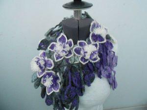 Распродажи оригинальных шарфиков!! От 799 руб! | Ярмарка Мастеров - ручная работа, handmade