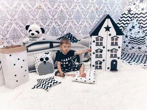 Кукольные домики ни только для девочек!. Ярмарка Мастеров - ручная работа, handmade.