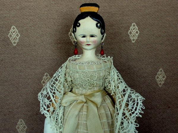 Луиза. Репродукция кукол Grodner Tall. 41 см. (16 1/4