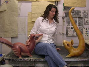 Rebekah Bogard и её фантастические звери. Ярмарка Мастеров - ручная работа, handmade.