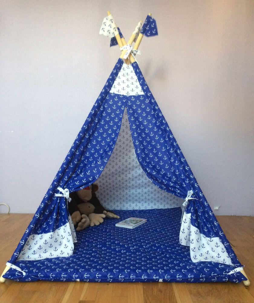 вигвам, детская палатка, домик для сына, ручная работа