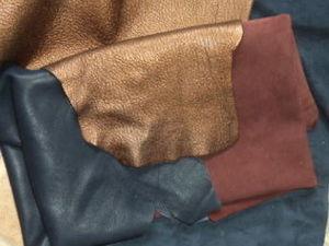 Образцы материалов для пошива сумки | Ярмарка Мастеров - ручная работа, handmade