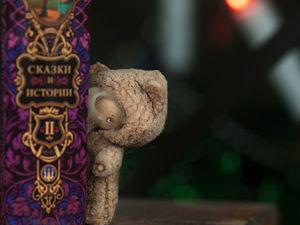 Крошка медвежонок. Ярмарка Мастеров - ручная работа, handmade.