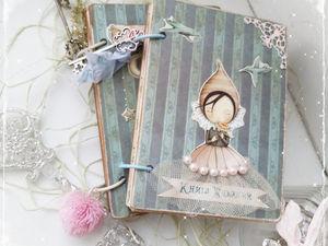 Аукцион на Дневник Чудес и Книгу Желаний скоро заканчивается. Ярмарка Мастеров - ручная работа, handmade.