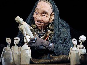 Уникальный кукольный мир театра С.В.Образцова. Ярмарка Мастеров - ручная работа, handmade.