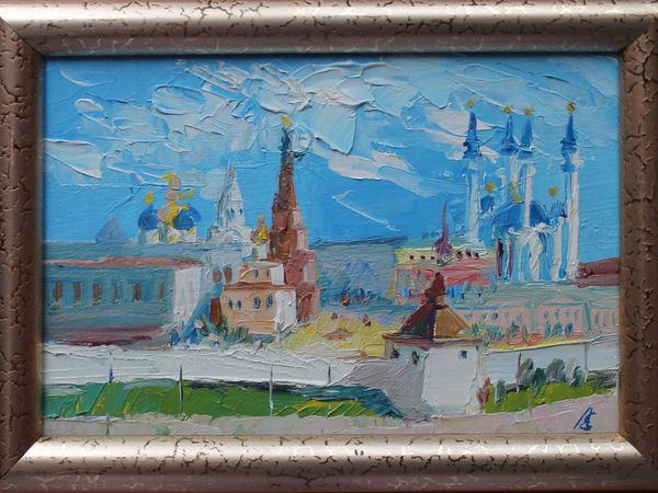 Виды Туристической Казани | Ярмарка Мастеров - ручная работа, handmade