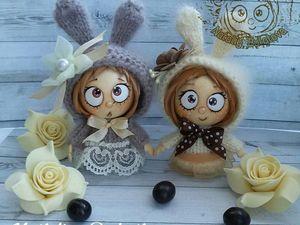 Маленькие куколки из серии