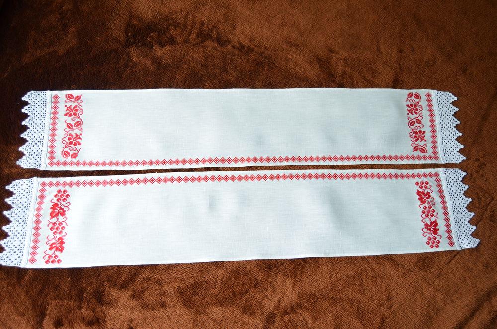 рушник для венчания, вышитый рушник