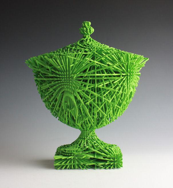 До чего дошел прогресс, или Необычная керамика в работах современных авторов, фото № 17
