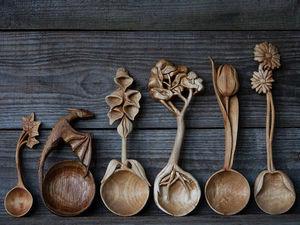 Резьба по дереву борфрезами   Ярмарка Мастеров - ручная работа, handmade