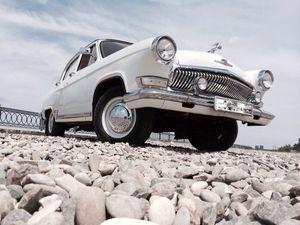 Реставрация авто газ 21 68 года. Ярмарка Мастеров - ручная работа, handmade.