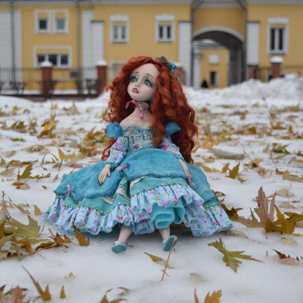 конкурс, куклы, новый год