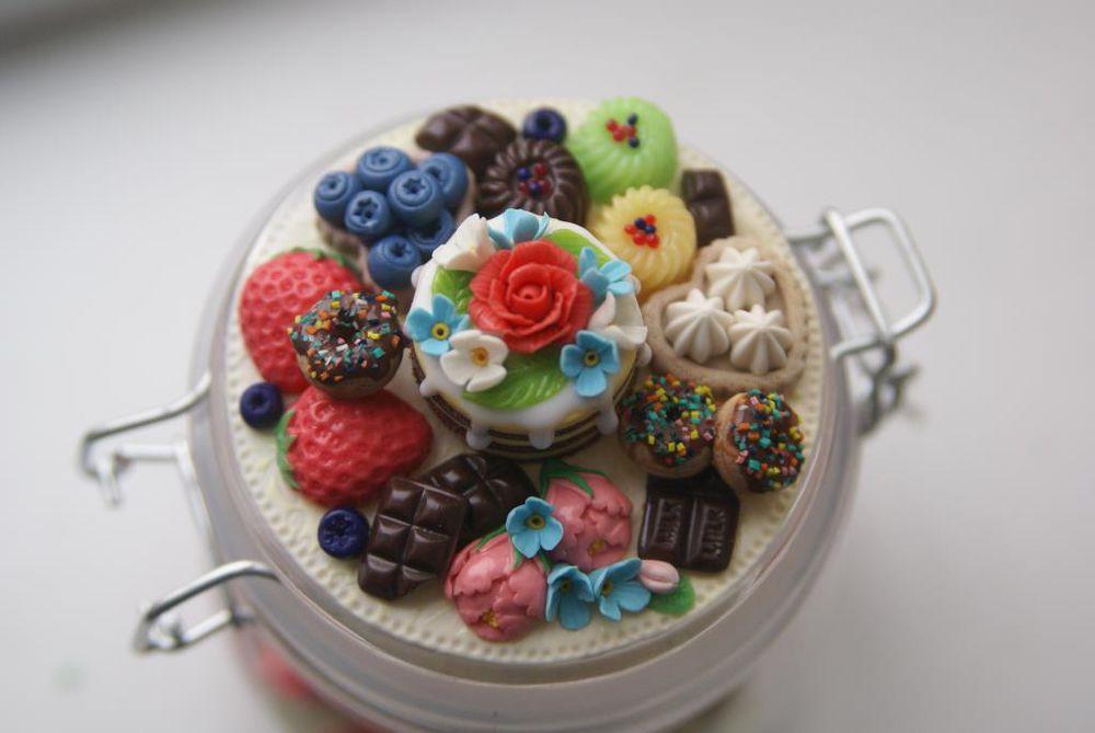 подарок на 8 марта, подарок своими руками, подарок на день рождения, подарок на день валентина, вкусная баночка, вкусная банка, банка для сладостей, банка для чая, банка для конфет, банка для хранения, миниатюра