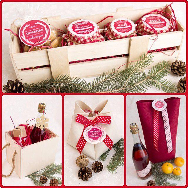 Бизнес с новогодними подарками 339