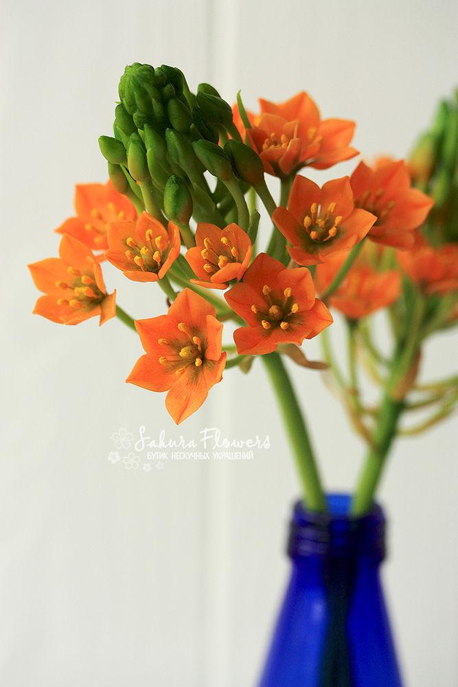 Mастер-классы на июнь по созданию рукотворных цветов, фото № 7
