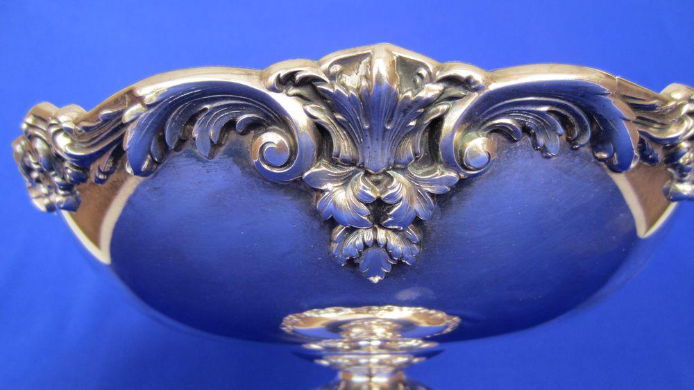 ваза серебрение