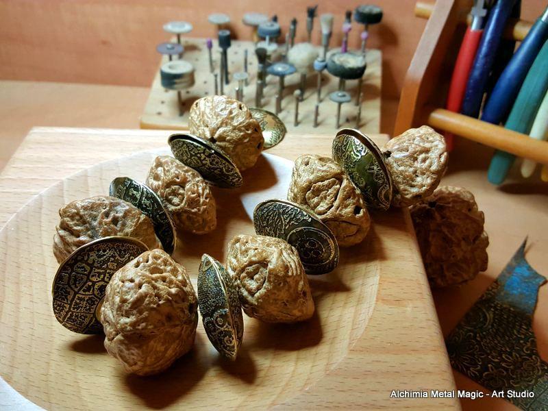Бусы из грецких орехов своими руками 587