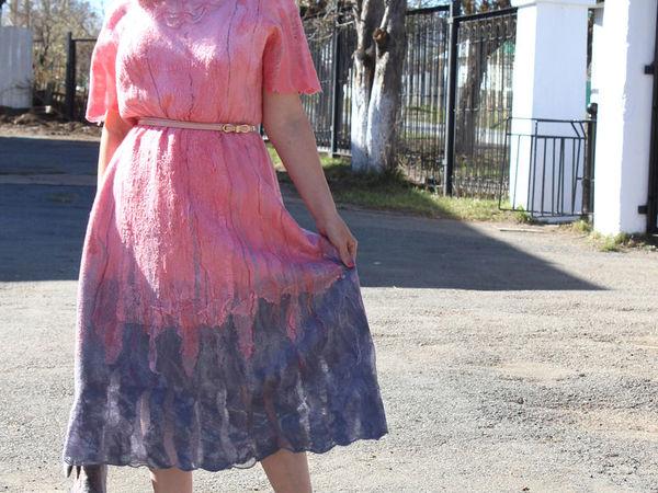 Летнее платье Нежный пион!   Ярмарка Мастеров - ручная работа, handmade