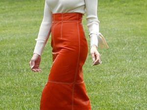 Кому пошить юбку, как у Мелании Трамп?. Ярмарка Мастеров - ручная работа, handmade.