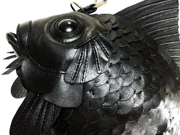 сумка рыбка